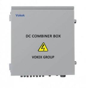 Solar String Combiner Box for solar pumping system or solar system