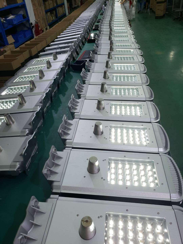 solar street light China Manufacturer-10w