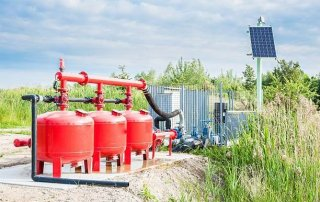 SOLAR WATER PUMP SYSTEMS