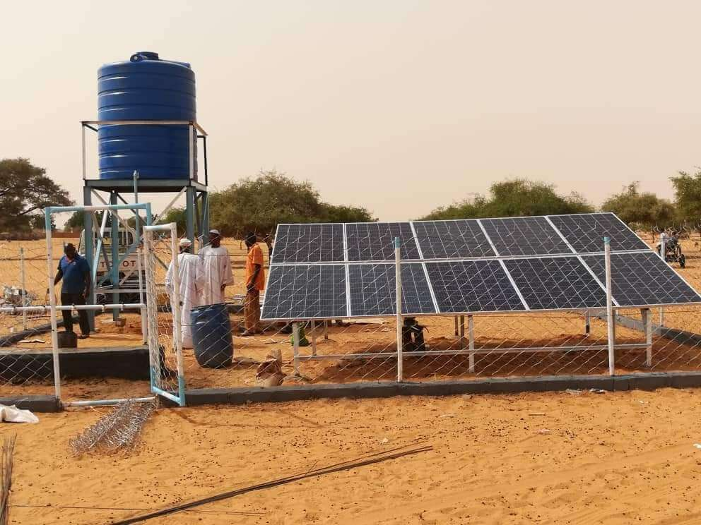 solar water pumping system supplier